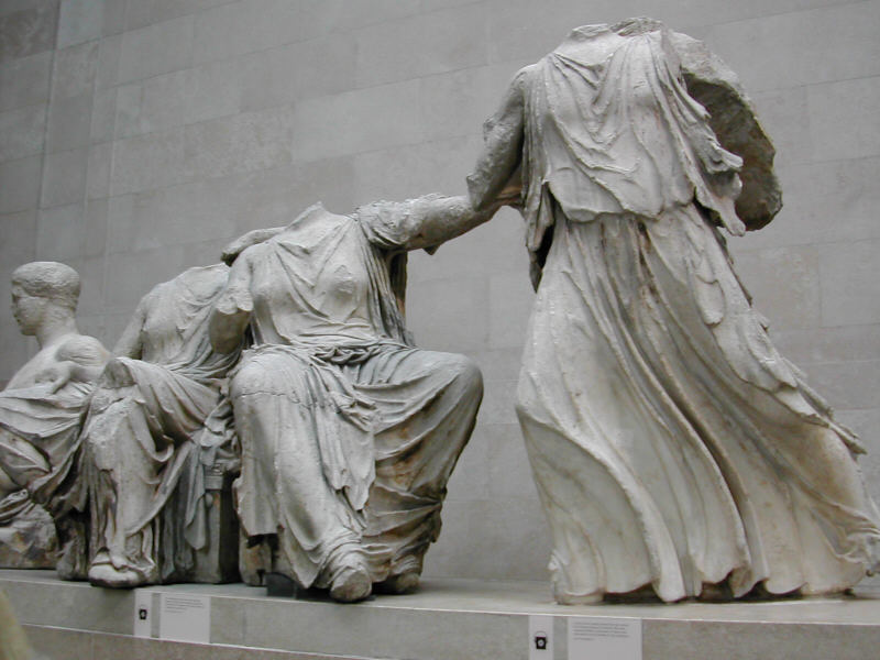 letter of employment reference What Are the Differences Between Greek Art & Roman Art?
