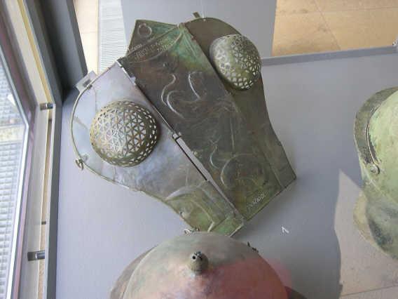 Antik Roma Askeri Malzemeler