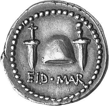 Roman Republic Caesars Murderers