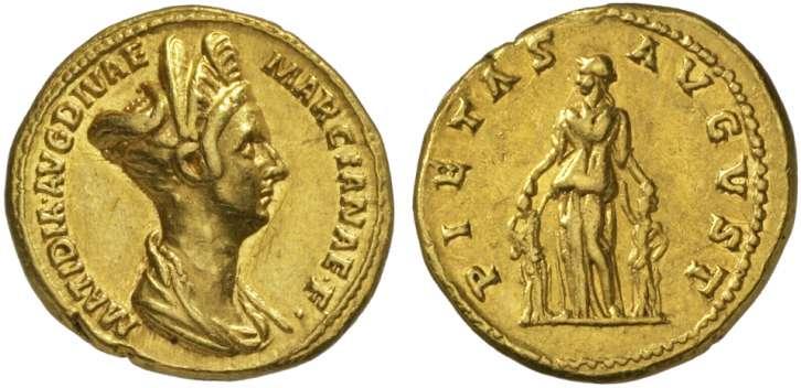 Roman Women on Coins